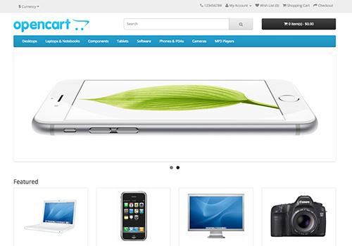 OpenCart 3.x