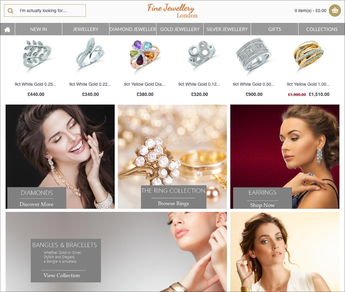 Fine Jewellery London