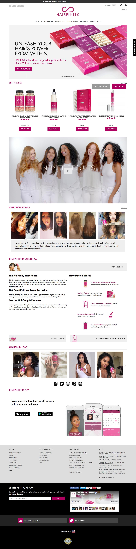 Hairfinity-opencart-theme