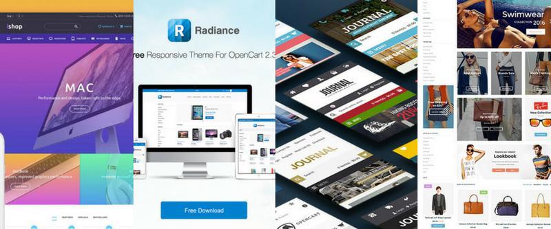 8 Best Opencart 2 3 X Themes Under 59 Bonus Free Theme Blogs Isenselabs