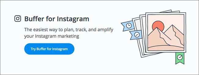 Buffer for Instagram