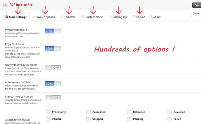PDF Invoice Pro ISenseLabs - Invoice pdf
